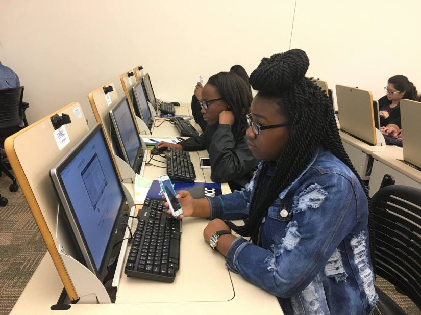 umkc classes prep highschool girls for college awesome ambitions kcmo