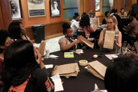 Union Station Event Awesome Ambitions Non Profit fund girls to be empowered by mentors in Kansas City a