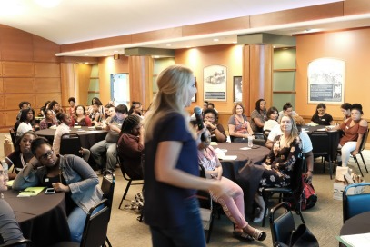 Union Station Event Awesome Ambitions Non Profit fund girls to be empowered by mentors in Kansas City aubre