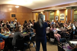 Union Station Event Awesome Ambitions Non Profit fund girls to be empowered by mentors in Kansas City aubrey o