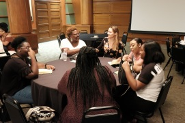 Union Station Event Awesome Ambitions Non Profit fund girls to be empowered by mentors in Kansas City aubrey owens
