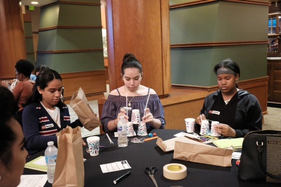 Union Station Event Awesome Ambitions Non Profit fund girls to be empowered by mentors in Kansas City Missouri