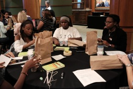 Union Station Event Awesome Ambitions Non Profit fund girls to be empowered by mentors in Kansas City MO