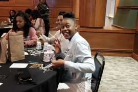 Union Station Event Awesome Ambitions Non Profit fund girls to be empowered by mentors in Kansas