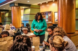 Union Station Event Awesome Ambitions Non Profit fund girls to be empowered by mentors in KC MO