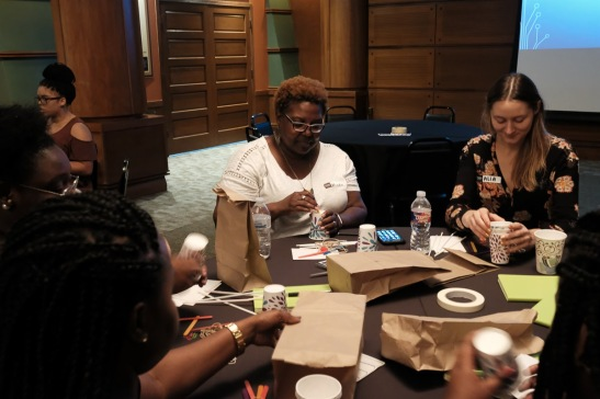 Union Station Event Awesome Ambitions Non Profit fund girls to be empowered by mentors in KC