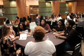Union Station Event Awesome Ambitions Non Profit fund girls to be empowered by mentors in KCMO aubrey owen