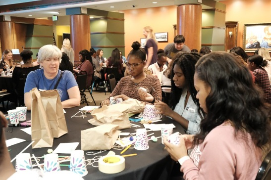 Union Station Event Awesome Ambitions Non Profit fund girls to be empowered by mentors in KCMO