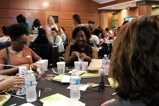 Union Station Event Awesome Ambitions Non Profit fund girls to be empowered by mentors in Missouri Kansas City