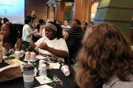 Union Station Event Awesome Ambitions Non Profit fund girls to be empowered KC mentors aubrey owen Missouri