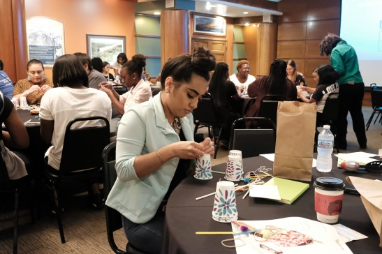 Union Station Event Awesome Ambitions Non Profit fund girls to be empowered KC mentors aubrey owen