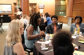 Union Station Event Awesome Ambitions Non Profit fund girls to be empowered KC Missouri mentors aubrey owen