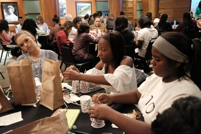 Union Station Event Awesome Ambitions Non Profit fund girls to be empowered mentors in KC
