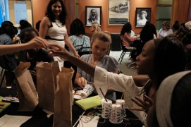 Union Station Event Awesome Ambitions Non Profit fund girls to be empowered mentors in KCMO aubrey owen