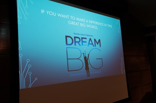 Union Station Event Awesome Ambitions Non Profit fund Want to make a difference in this great big world dream big
