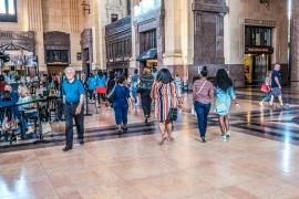 Union Station Field Trip Awesome Ambitions Kansas City Missouri Non Profit empowering women with mentors aubrey owen